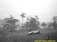 LOTUS 18/21 Henry Taylor  1961 Oulton Gold Cup.